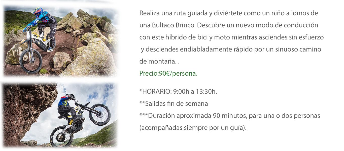 Experiencia Bultaco